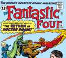 Fantastic Four Vol 1 10
