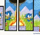 Tigali/Fanwork sur Sonic 1, 2, 3 et Knuckles