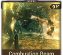 Combustion Beam