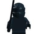 Custom:Shadow Ninja Polybag