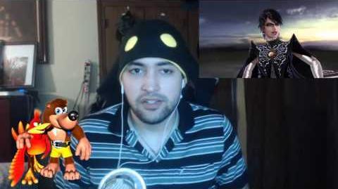Kushowa Talks about Bayonetta & Corrin & Dlc Mii Costumes & More!