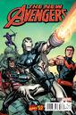 New Avengers Vol 4 4 Marvel '92 Variant.jpg