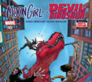 Moon Girl and Devil Dinosaur Vol 1 2