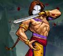 Vega, The Spanish Ninja