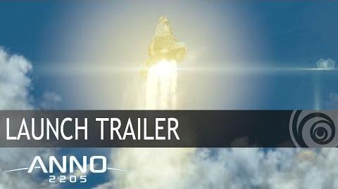 Anno 2205 - Launch Trailer Ubisoft DE