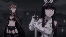 Kagura and Millianna in awe from the Dragons.png