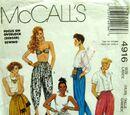 McCall's 4916 A