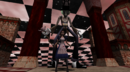 Hatter appearing behind Alice.png