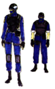 BIOHAZARD 1.5 concept art - police officer.png