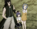 Gajeel and Levy support Wendy.png
