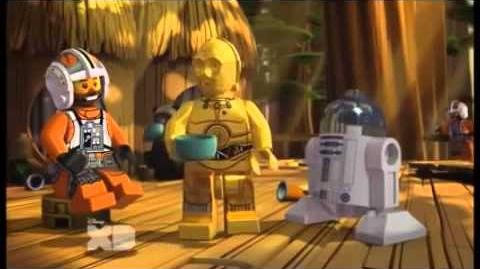 Lego Star Wars Droid Tales Episode 1 Exit From Endor Part 1