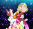 XY080: Performing with Fiery Charm!