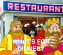 What's for Dinner? (Video game)