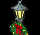 Dickens' Lamp