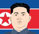 Ideja za lika/Kim Džong Un