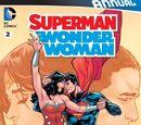 Superman/Wonder Woman Annual Vol 1 2