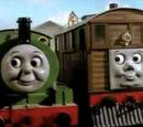 Daisy the Diesel Railcar