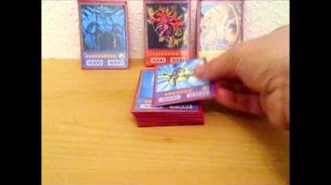 Yu-Gi-Oh! Orica Deck Grandpa Mutou (English Video Version)