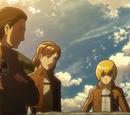 Armin Arlert/Habilidades