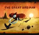 El Gran Pájaro Humano/Transcripción