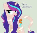 Aura Literature