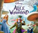 Alice in Wonderland (2010)/Script