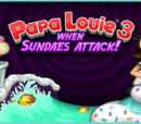 Papa Louie 3: When Sundaes Attack!