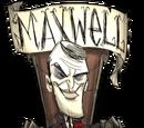 Maxwell(Personaje)