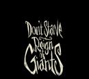 Reino de Gigantes(Reign of Giants)