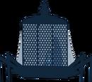 Palanquín de Diamante Azul