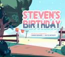 El Cumpleaños de Steven