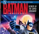 Batman: Secrets of the Caped Crusader (DVD)