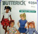 Butterick 6354 C