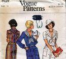 Vogue 8929 A