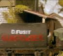 Gunpowder Wagons