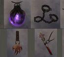 Objeto mágico de los Elfos Oscuros