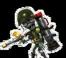Foot Soldier (Pvz GW)