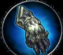 Todesschatten-Handschuhe