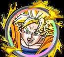 Awakening Medals: Warrior's Mark (SS Goku) 02