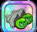 Bean Drop Duo's Storming Bean Missiles