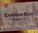 Emperors Rule/Transcript