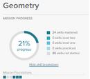 Geometry Math Mission
