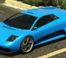 Vehicles in GTA V