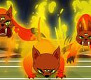 Gatos de Fogo