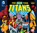 The New Teen Titans Vol. 4 (Collected)