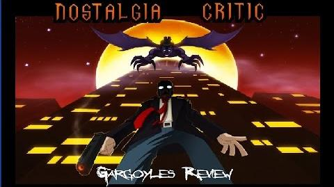 Nostalgia Critic Gargoyles