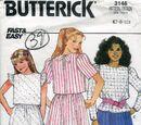 Butterick 3146 A