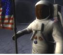 Astronaut Carl