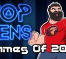 Top Ten Games of 2015