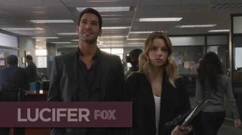 """LUCIFER - Preview-Preview. Good Devil"""" - FOX BROADCASTING"""